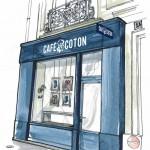 boutique café coton